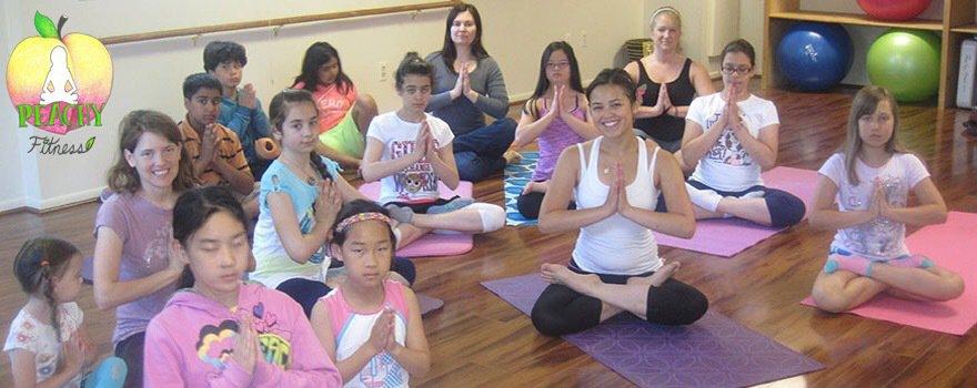 Peachy Fitness Zumba & Yoga