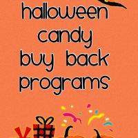 Halloween Candy Buy Back Programs