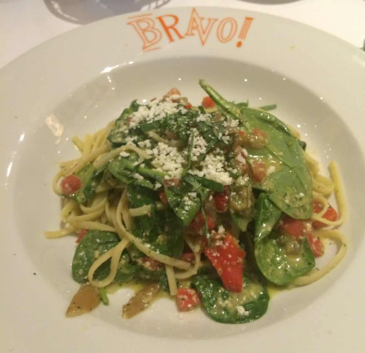 Bravo cucina italiana briarwood mall review a2withkids for Cucina italiana