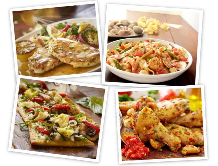 Menu For Olive Garden: Olive Garden Menu Updates