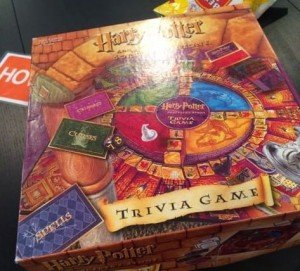 3&Up Board Game Lounge Harry Potter Trivia