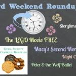 Spring Forward Weekend Roundup