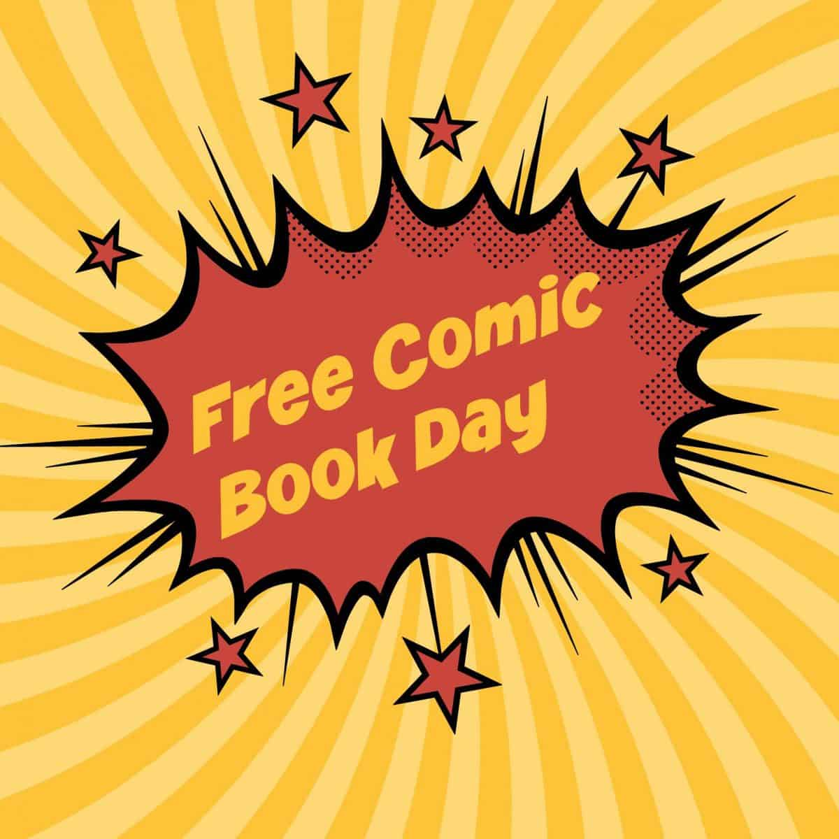 Free Comic Book Day 2018 Krypton: Ann Arbor Free Comic Book Day 2017
