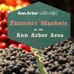 Ann Arbor Area Farmers Markets