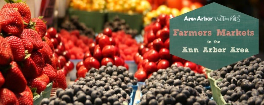 Ann Arbor Area Farmers Markets