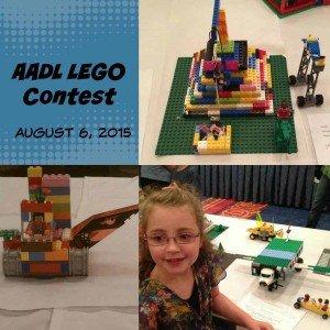 AADL LEGO Contest