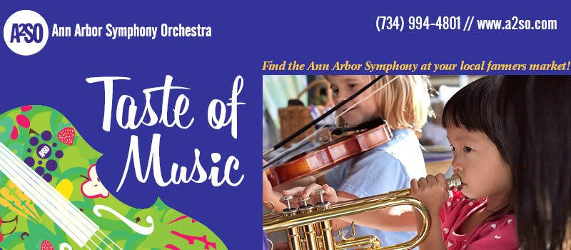 Ann Arbor Symphony Orchestra's Taste of Music