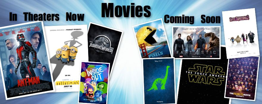 Movies: Reviews and Coming Attractions