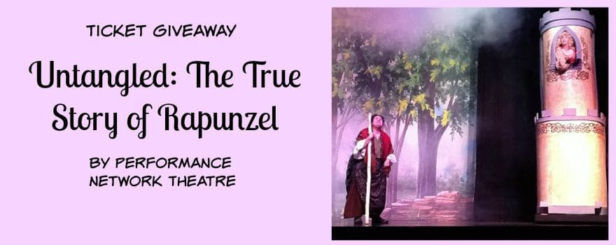 Untangled: The True Story of Rapunzel by Performance Network Theatre