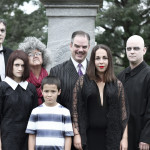 Ann Arbor Civic Theatre Addams Family Cast Photo