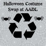Halloween Costume Swap at AADL