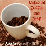 National Coffee Day Deals 2015