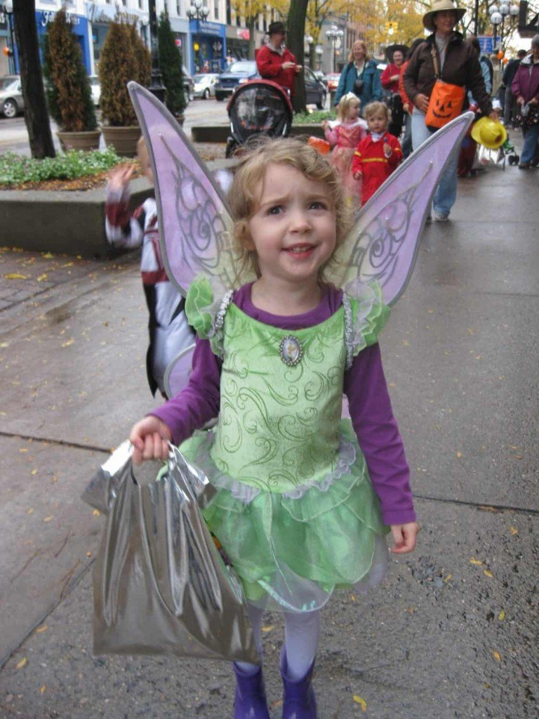 Ann Arbor Halloween Events - Main Street Treat Parade