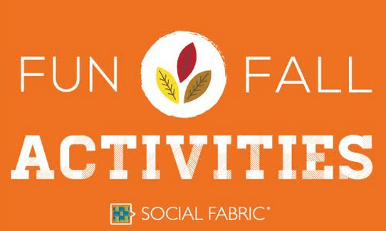 Fun Fall Activities - Social Fabric