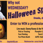 Why Not Wednesday? Halloween Spooktacular at Arbor Hills