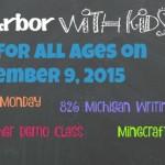 Ann Arbor November 9