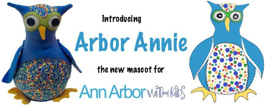 Introducing Arbor Annie, the new Ann Arbor with Kids mascot