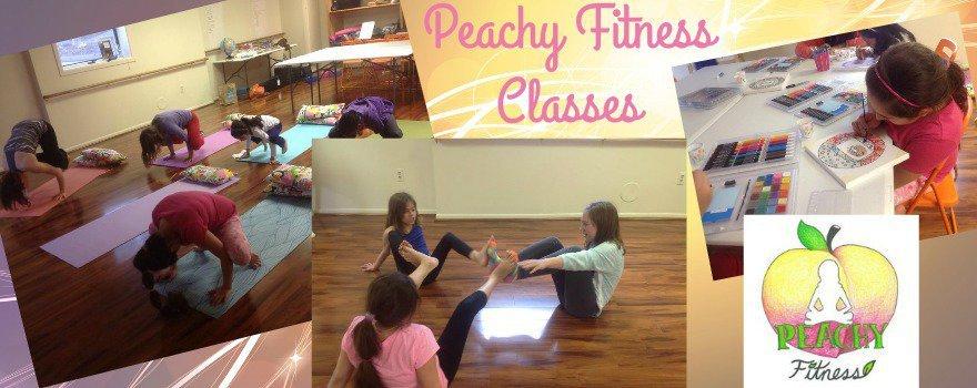 Peachy Fitness Classes