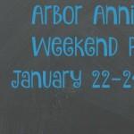 Arbor Annie's Weekend Picks - January 22-24, 2016