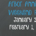 Arbor Annie's Weekend Picks for January 29-February 1, 2016