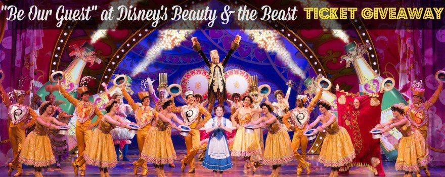 Disney's Beauty & the Beast Detroit Ticket Giveaway