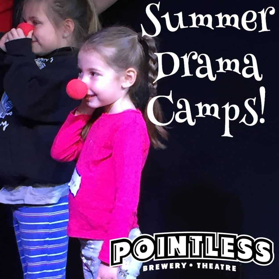 Pointless Theatre Summer Drama Camps