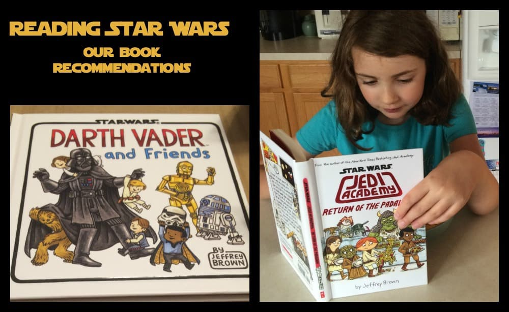 Reading Star Wars - Our Recommendations for Star Wars Books