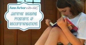 Ann Arbor Summer Reading Programs & Recommendations