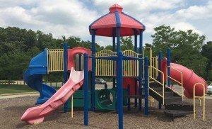 Lillie Park Playground - Main Structure