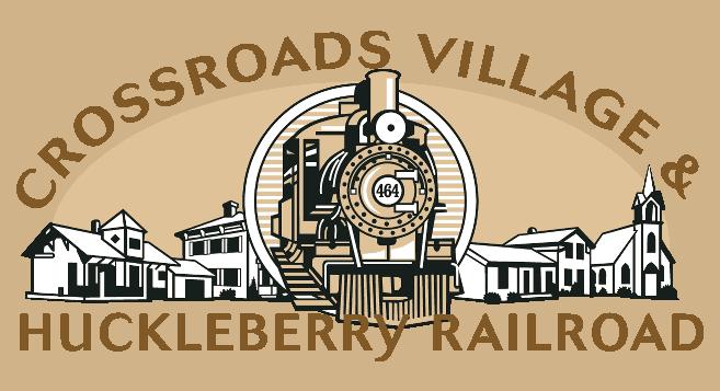 Crossroads Village and Huckleberry Railroad