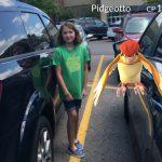 Pokemon Go - Pidgeotto at Briarwood Mall