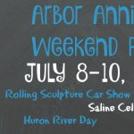 Arbor Annie's Weekend Picks for July 8-10