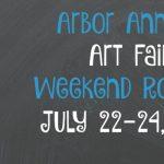 Arbor Annie's Art Fair Weekend Picks