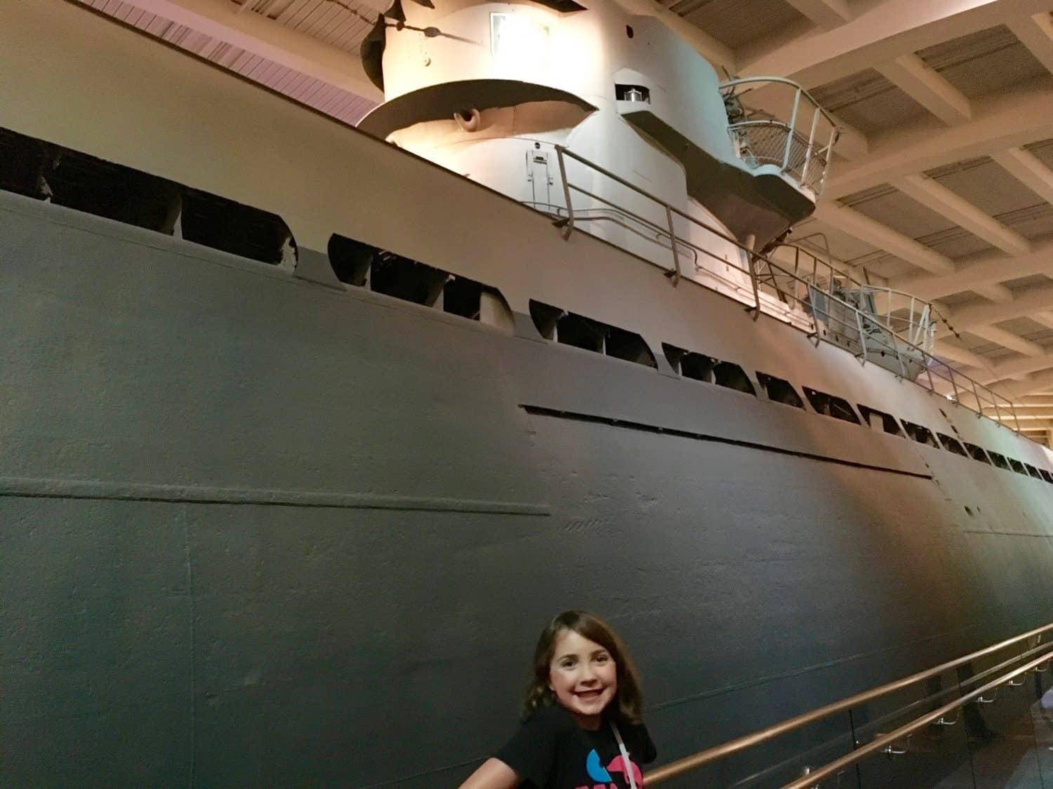 Chicago Trip Report - Museum of Science & Industry - U-Boat 505