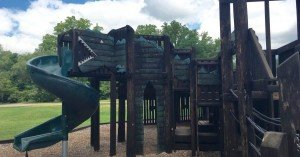 Mill Pond Park - Dragon Playground