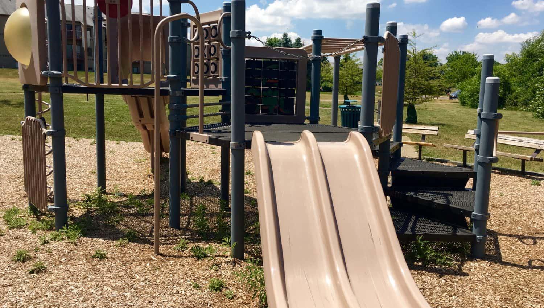 Waymarket Park - Play Structure