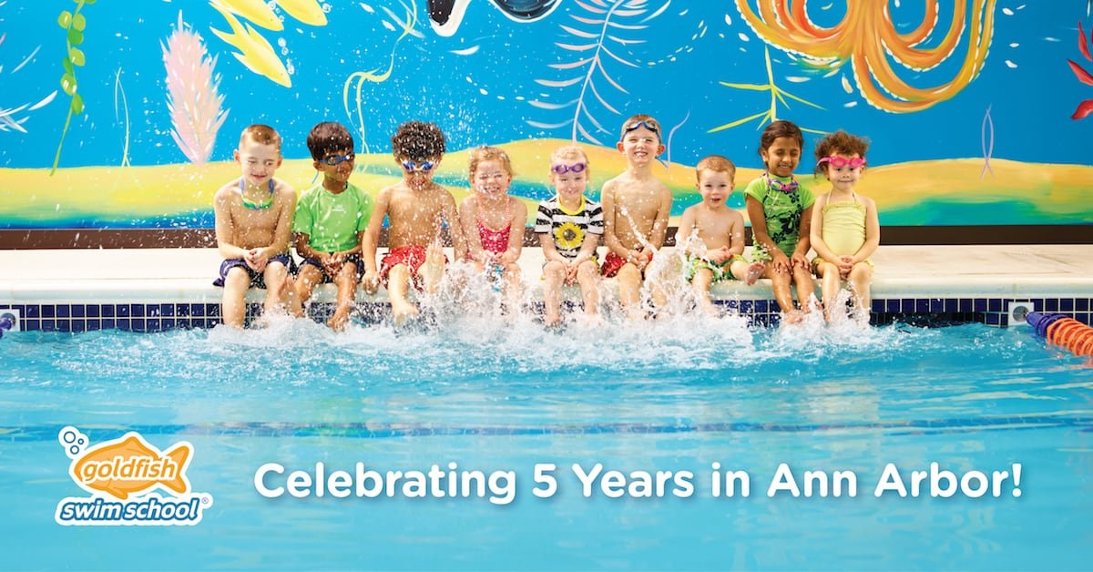 Goldfish Swim School - Ann Arbor, 2107 W Stadium Blvd, Ann ...