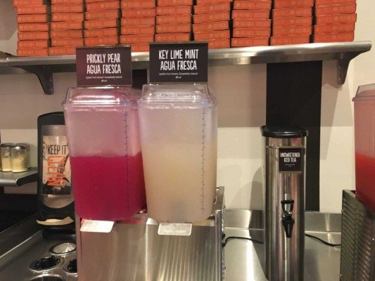 Blaze Pizza Ann Arbor - Drinks