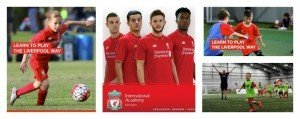 Liverpool Football Club - Fall Classes