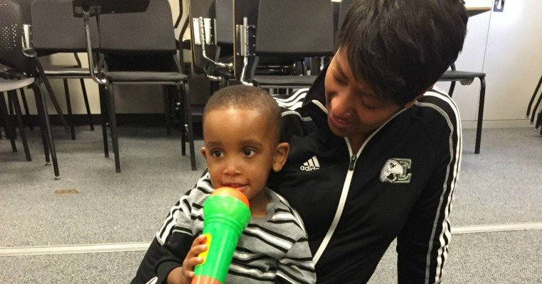 EMU Community Music Academy - Early Childhood Music Classes - Microphone