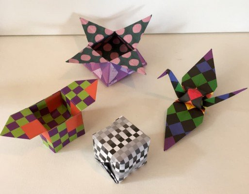 Flipside Art Studio - Origami Workshops