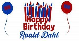 Happy 100th Birthday Roald Dahl