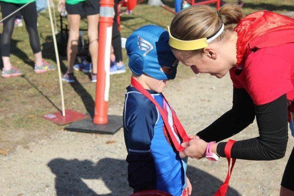 Girls on the Run Superhero 5K