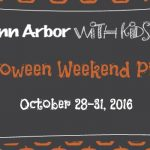 Halloween Weekend - October 28-31, 2016