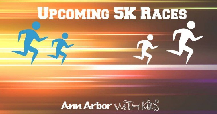 Upcoming Ann Arbor Races