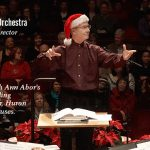 Ann Arbor Symphony Orchestra Holiday Pops Concert