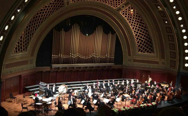 Ann Arbor Symphony Orchestra - 2014 Holiday Pops Concert