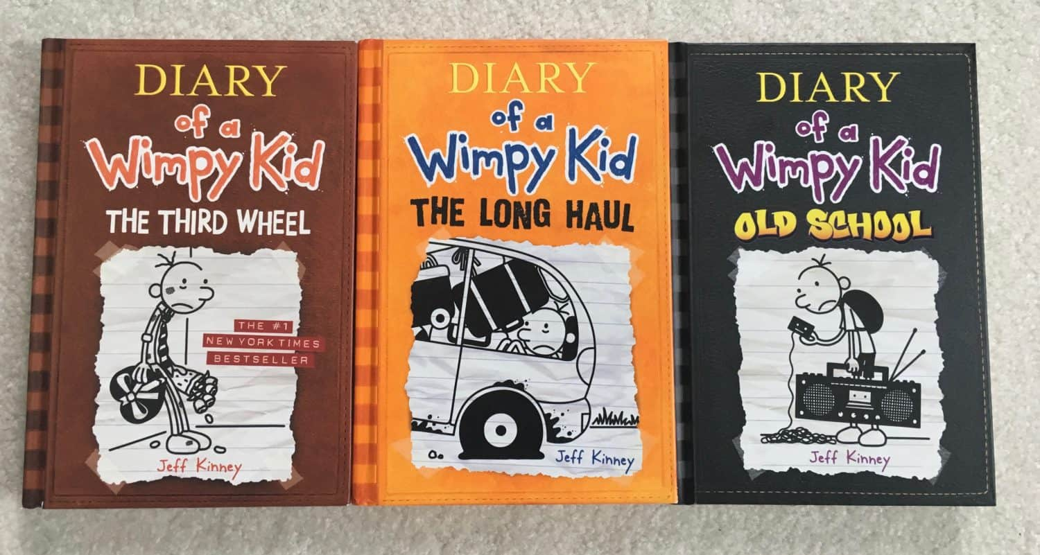 Diary Of A Wimpy Kid New Book November