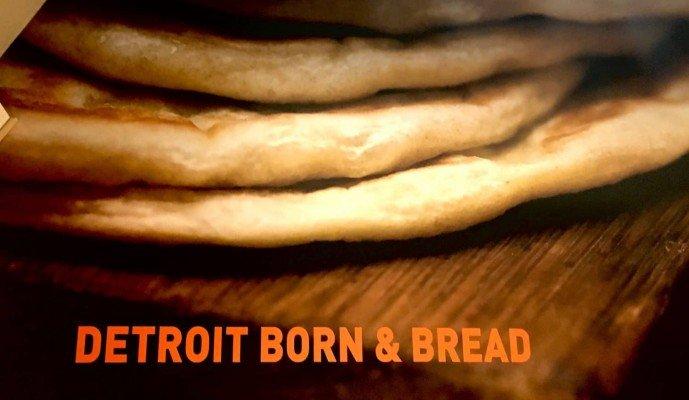Olga's Kitchen - Detroit Born & Bread Mural