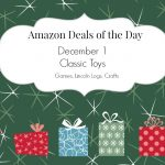 Amazon Deals of the Day - December 1